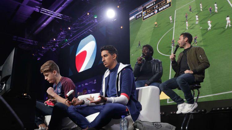 London menjadi tuan rumah Piala Dunia FIFA eSports 2018. Copyright: © Goal International