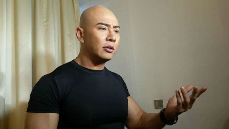 Deddy Corbuzier. Copyright: © Tribunnews.com