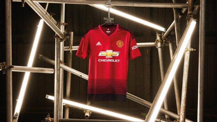 jersey terbaru Manchester United Copyright: © The Sun