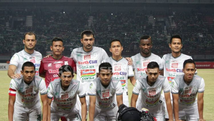 Skuat PSMS Medan. Copyright: © Fitra Herdian/Indosport.com