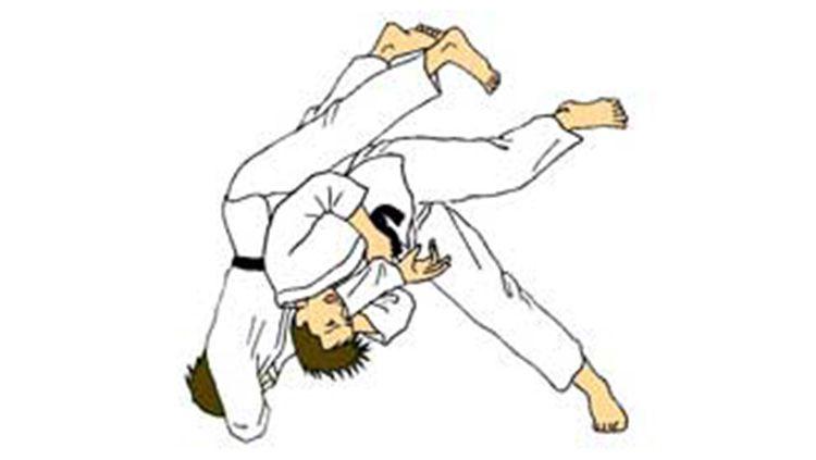 Ilustrasi judo. Copyright: © ruyatabirleri.net.tr