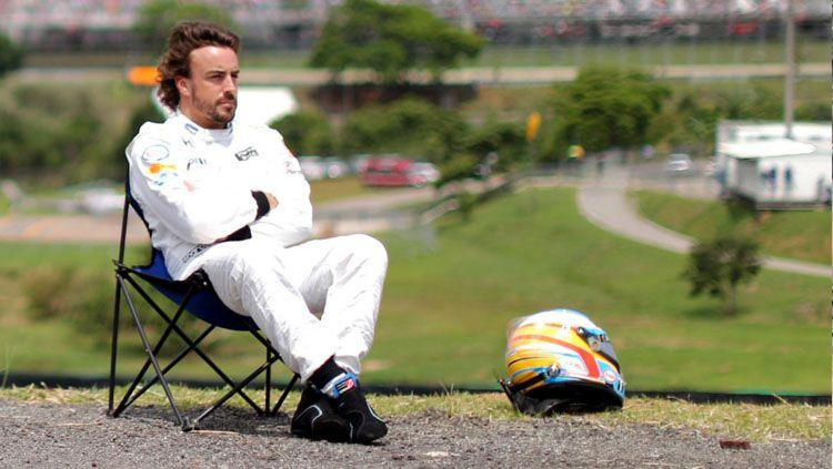 Fernando Alonso buka peluang kembali ke ajang Formula 1 Copyright: © AutoSport