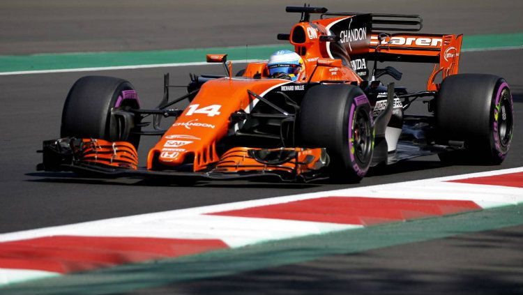 McLaren akan gunakan mesin Mercedes untuk gelaran Formula musim 2021. Copyright: © LalaSport.com