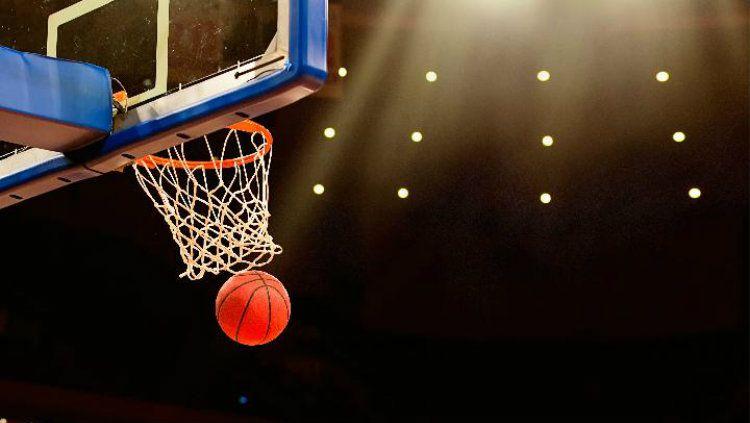 Ilustrasi Bola Basket. Copyright: © shutterstock.com