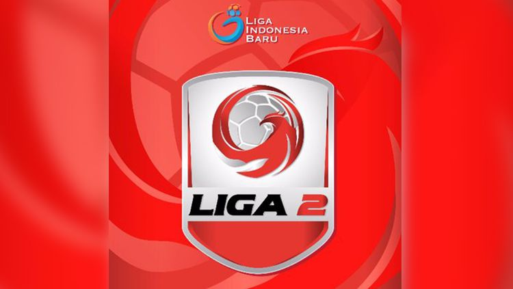 Logo Liga 2. Copyright: © liga-indonesia.id