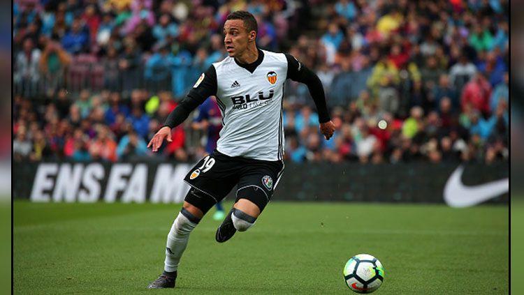 Striker Valencia, Rodrigo Moreno. Copyright: © Getty Images
