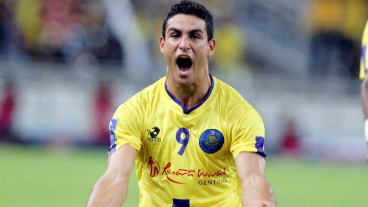 Matias Conti saat di Liga Malaysia. Copyright: © The Star