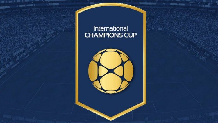 Logo International Champions Cup 2018. Copyright: © mediasportif.fr