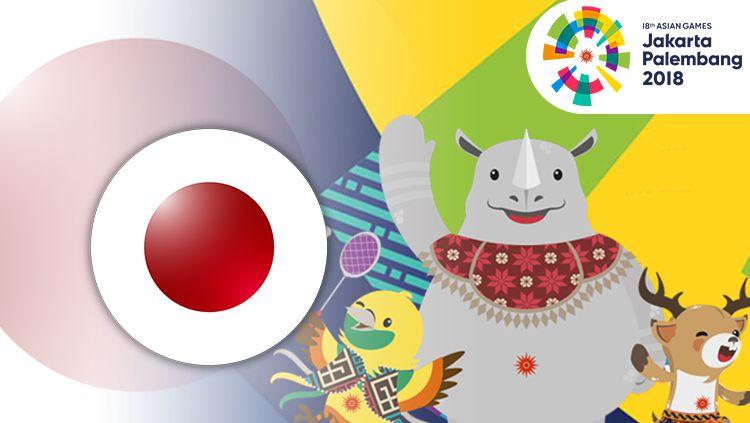 Jepang Asian Games 2018. Copyright: © INDOSPORT
