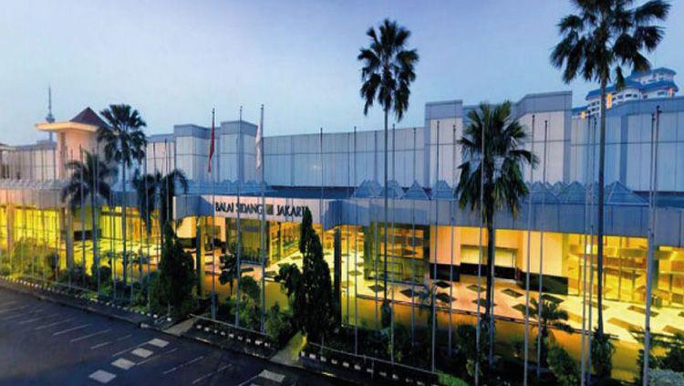 Jakarta Convention Center yang menjadi tempat Asian Games 2018. Copyright: © jcc.co.id