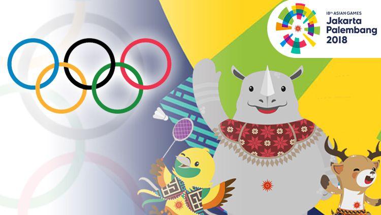 Olimpiade Asian Games 2018. Copyright: © INDOSPORT