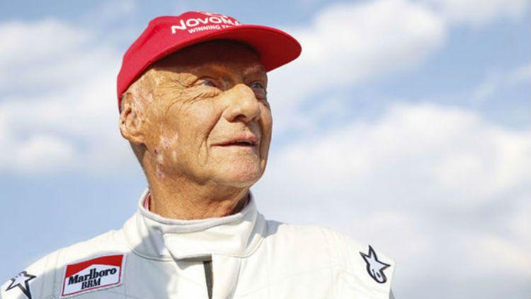 Legenda F1, Niki Lauda meninggal dunia pada 21 Mei 2019. Copyright: © Express