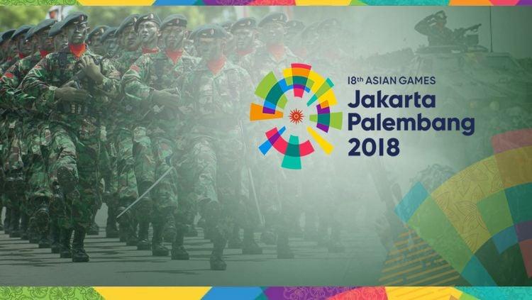 Mengenal tiga pasukan elit TNI yang amankan Asian Games 2018. Copyright: © INDOSPORT