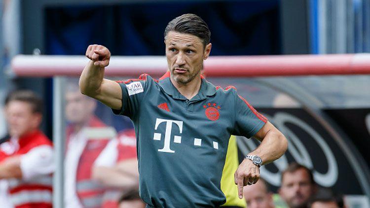 Niko Kovac, pelatih Bayern Munchen. Copyright: © Getty Images