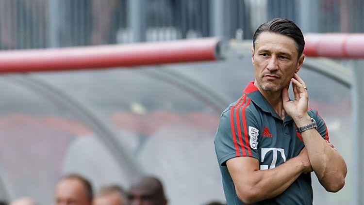 Niko Kovac, pelatih Bayern Munchen. Copyright: © INDOSPORT