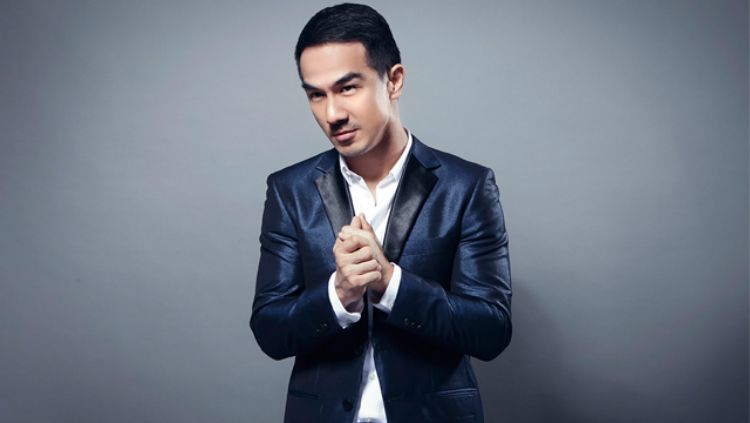 Aktor Indonesia, Joe Taslim. Copyright: © Fimela
