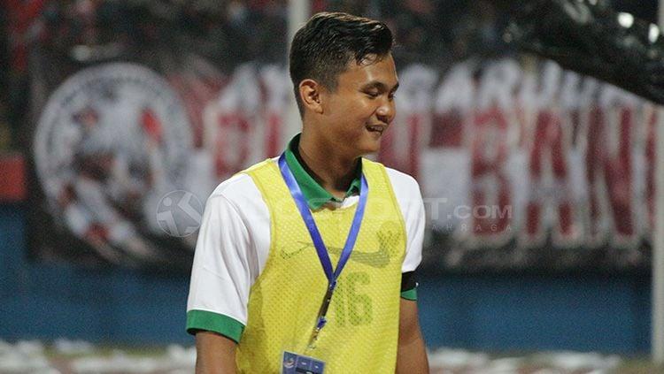 Klub Liga 1 2020, Borneo FC, menjadi sorotan netizen pasca merekrut bek Timnas Indonesia U-19, Komang Teguh Copyright: © Fitra Herdian/INDOSPORT