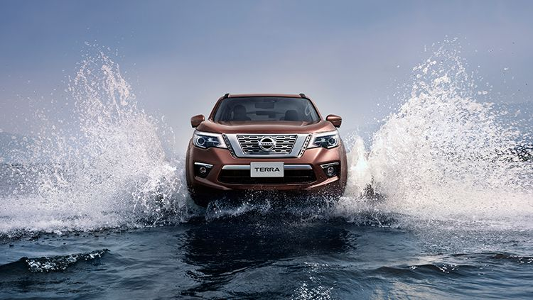 The New Nissan Tera. Copyright: © PT Nissan Motor Indonesia