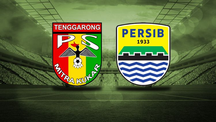 Mitra Kukar vs Persib Bandung. Copyright: © INDOSPORT