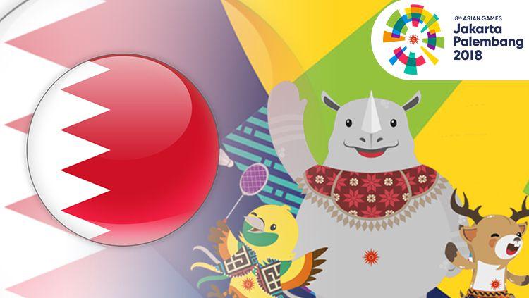 Bahrain Asian Games 2018. Copyright: © INDOSPORT