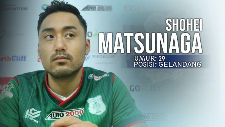 Shohei Matsunaga (PSMS Medan) Copyright: © Indosport.com