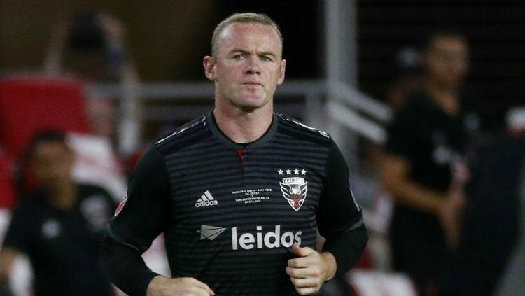 Petualangan Wayne Rooney di Major League Soccer berakhir di musim 2019 ini dengan buruk setelah DC United kalah dari Toronto FC dengan skor 1-5. Copyright: © Goal