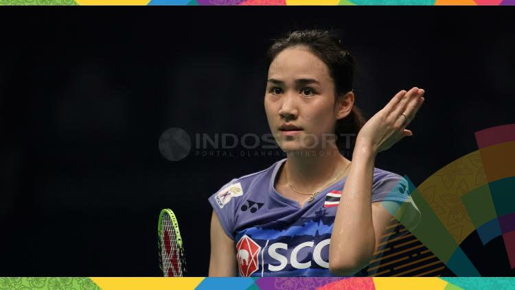Nitchaon Jindapol akan turun mewakili Thailand di Asian Games 2018. Copyright: © Herry Ibrahim/INDOSPORT
