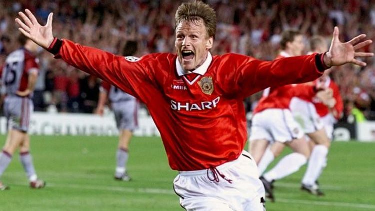Teddy Sheringham Copyright: © Getty Images