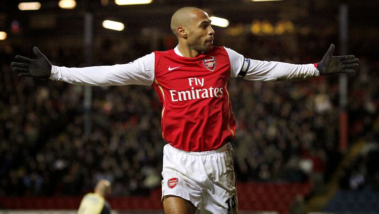 Thierry Henry Copyright: © Getty Images