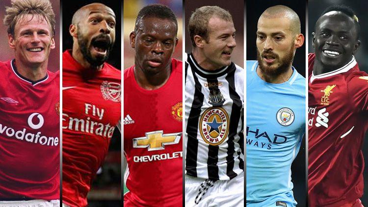 Pemain yang selalau mpencetak gol di laga perdana Liga Inggris selama tiga musim beruntun. Copyright: © Indosport.com