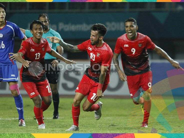 Jadwal dan Siaran Langsung Sepak Bola Asian Games 2018: Indonesia vs Hong Kong