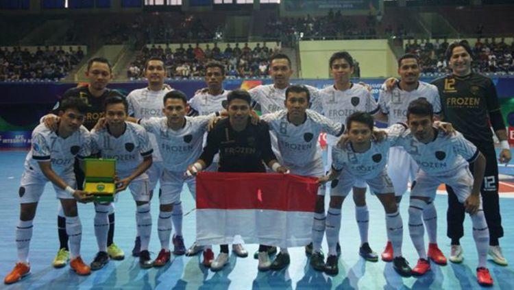 Tim Futsal Vamos Mataram. Copyright: © Vamosfutsal.com