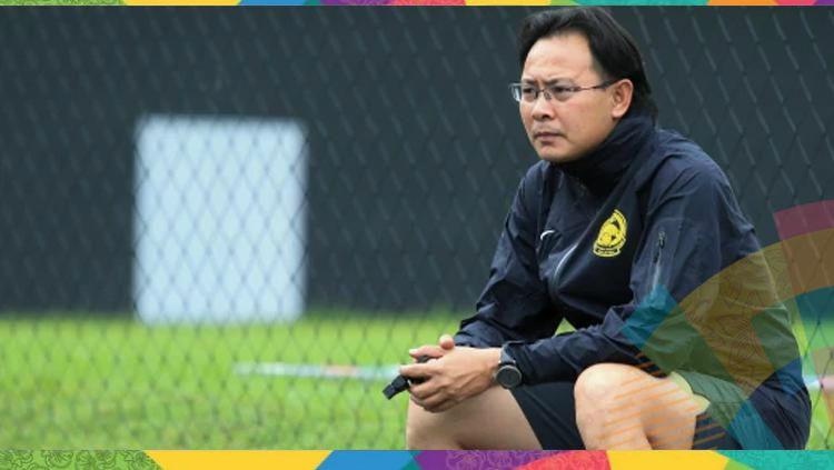 Ong Kim Swee berikan ungkapan sombong setelah berhasil mengalahkan Korea Selatan. Copyright: © INDOSPORT
