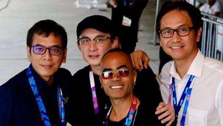 Deretan orang-orang hebat di balik megahnya Pembukaan Asian Games 2018 Copyright: © MSN