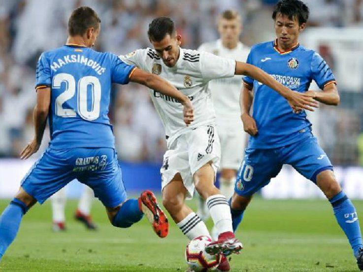 Hasil Pertandingan La Liga Spanyol: Real Madrid vs Getafe