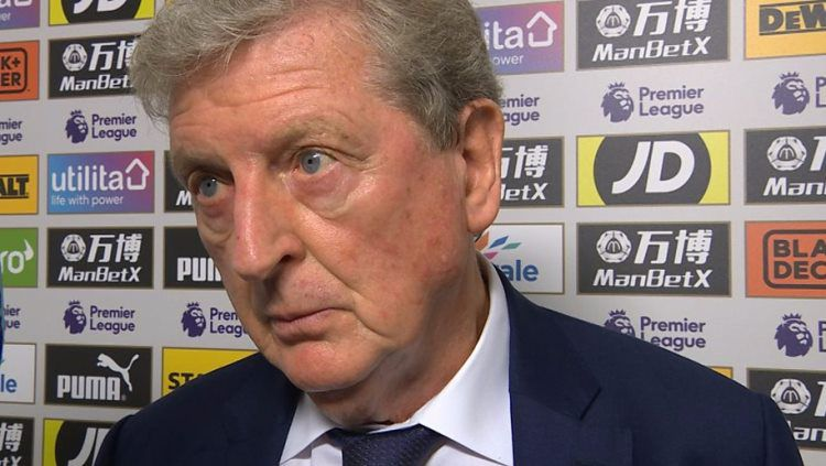 Roy Hodgson akan mundur dari jabatannya sebagai pelatih Crystal Palace pada akhir musim 2020-2021. Copyright: © BBC