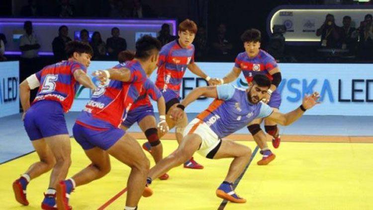 Mengenal Kabaddi Permainan Tradisional Yang Mendunia Indosport