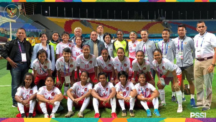 Timnas Indonesia Wanita Copyright: © Twitter@PSSI