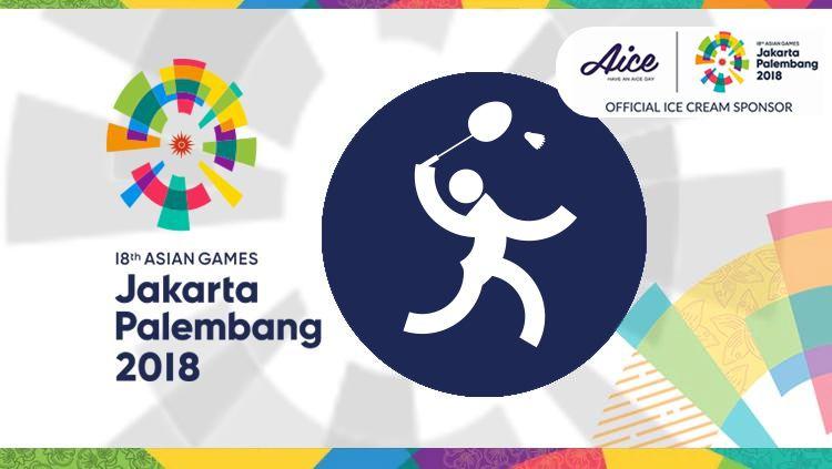 Cabor Bulutangkis Asian Games 2018. Copyright: © INDOSPORT