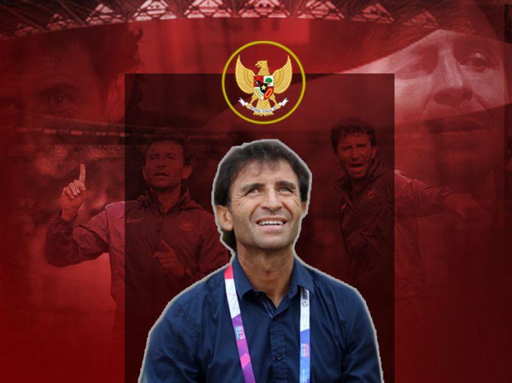 Jelang Lawan Timor Leste, Situs Resmi AFF Sebut  Luis Milla Masih Jadi Pelatih Timnas Indonesia