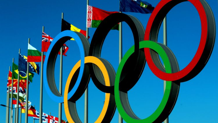 Logo Olimpiade Copyright: © Internet