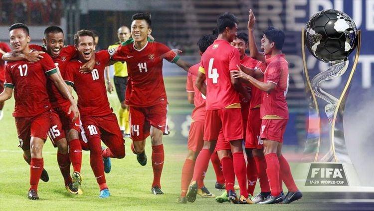 Empat negara Asia Tenggara yang pernah main di Piala Dunia U-20. Copyright: © INDOSPORT
