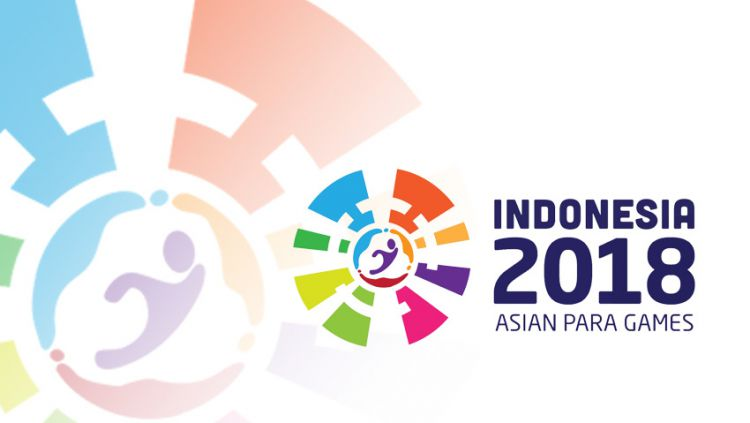 Logo Asian Para Games 2018. Copyright: © Indosport.com