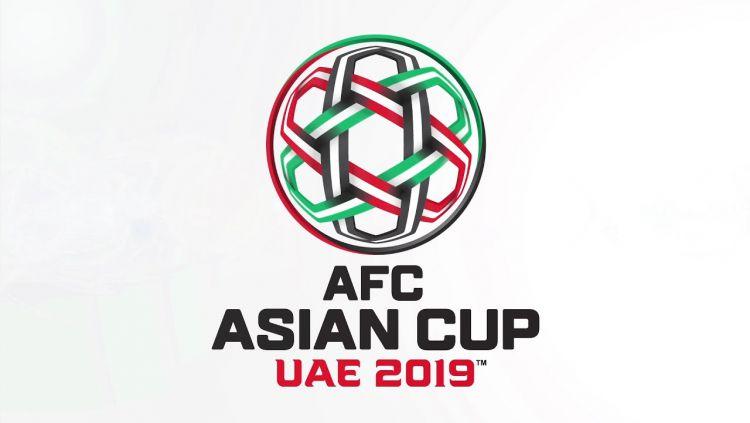 Logo Piala Asia 2019. Copyright: © AFC