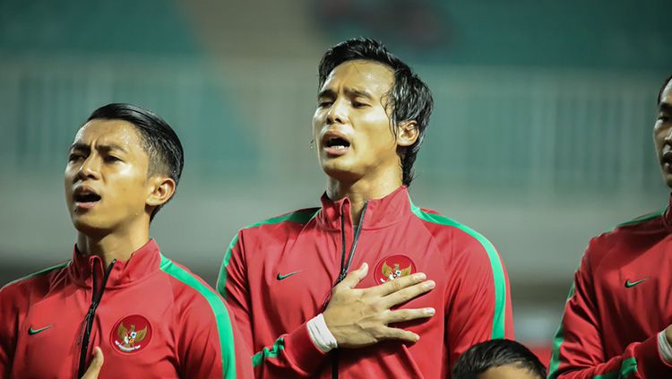 Kiper Borneo FC, Muhammad Ridho. Copyright: © Twitter/@Muhammadridho78