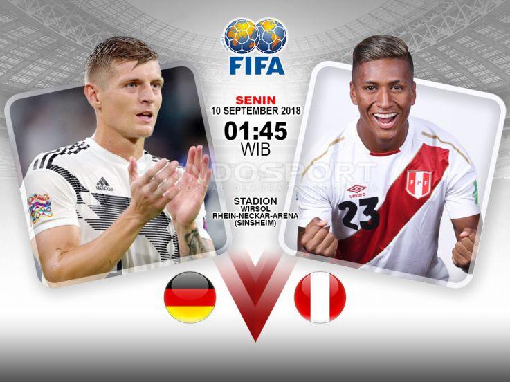 Prediksi Pertandingan Jerman vs Peru: Saatnya Bangkit!