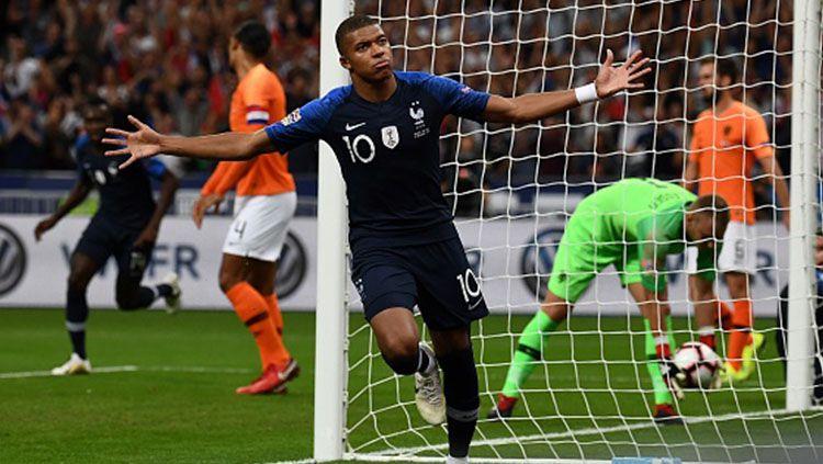Prancis vs Belanda. Copyright: © INDOSPORT