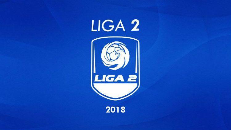 Ilustrasi Logo Liga 2 2018. Copyright: © yodab.id
