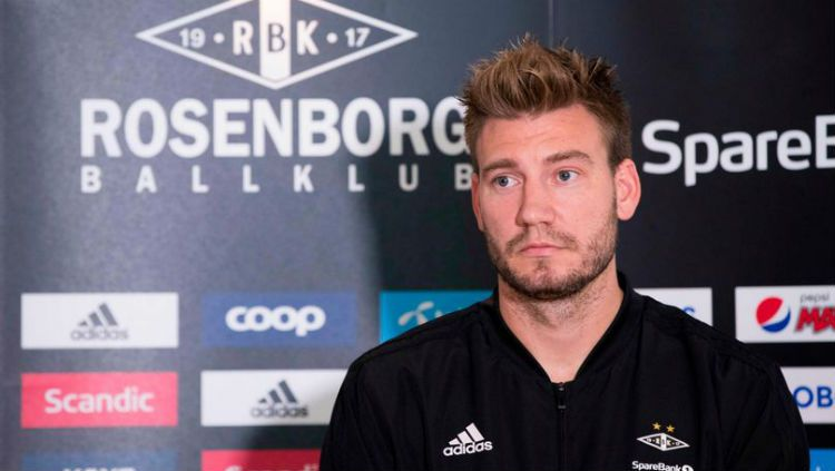Nicklas Bendtner. Copyright: © INDOSPORT
