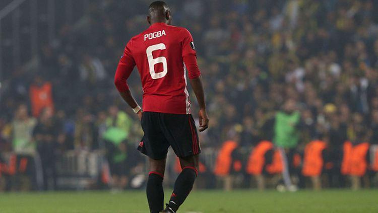 Juventus akhirnya berencana untuk menyiapkan dana 2,1 triliun rupiah sesuai permintaan Manchester United untuk mendatangkan Paul Pogba. Copyright: © Getty Images